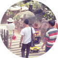 Creids Adventure in Batu Secret Zoo